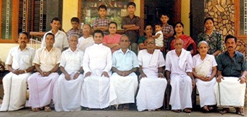 First Family Gathering of Mutholath Family