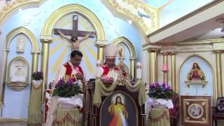 Bishop of Kohima Mar James Thoppil on Fr. Abraham Mutholath.