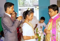 Wedding of Joby and Anila Vattamattathil.